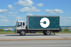 Truckers Are Skeptical, Wary Of Uber's Move Into Freight