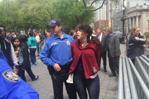 Alt-Right Provocateur Arrested At May Day Protest