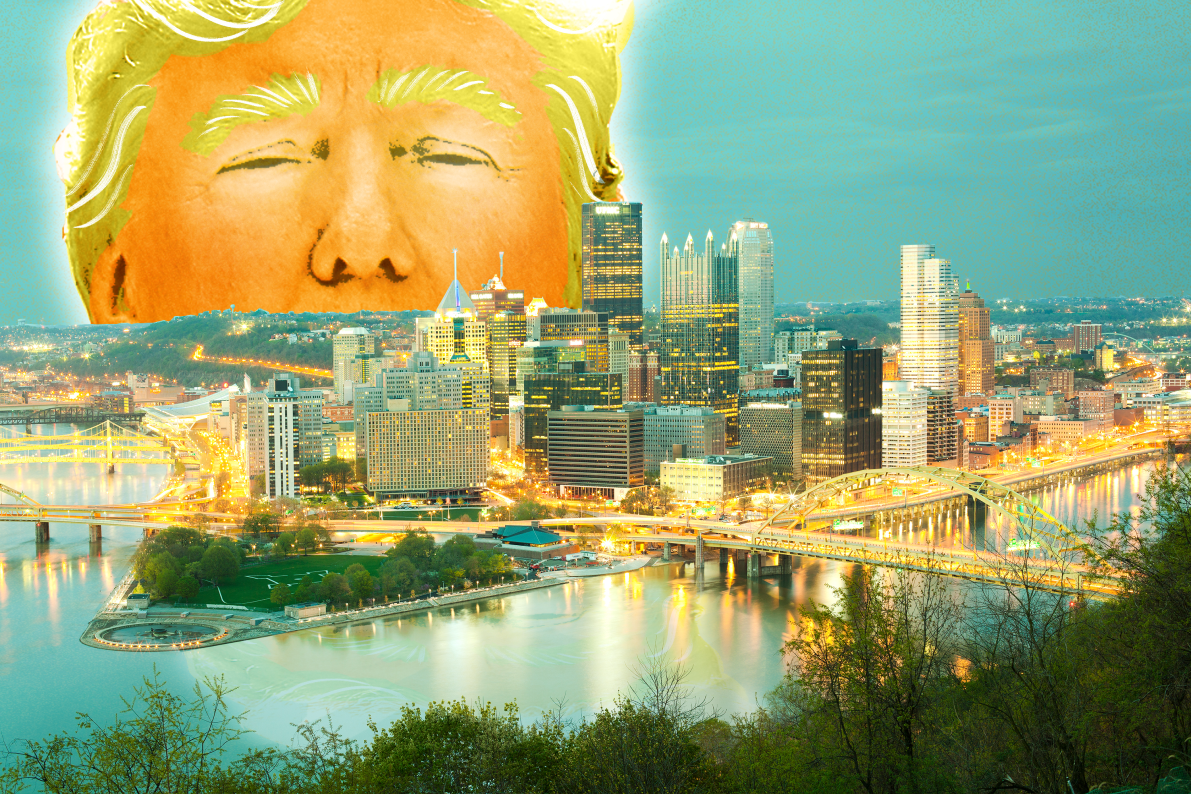 Pittsburgh's Green, Thriving Tech Economy That Trump Just Doesn't Get