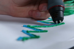 This 3D-Printing Pen Got A 'Double' Upgrade