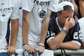 Why Is Penn State Promoting Its Convict Ex-President?