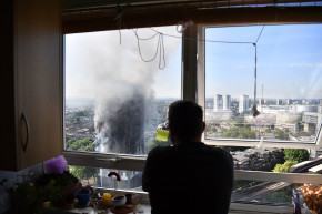 London Housing Project Fire Kills At Least Six