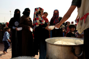 Mass Food Poisoning Hits Hundreds Of Iraqis Who Fled Mosul