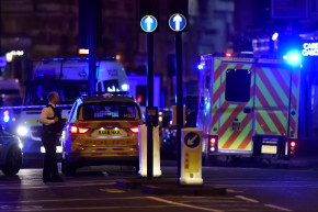 Terror Attack In Heart Of London Kills Eight