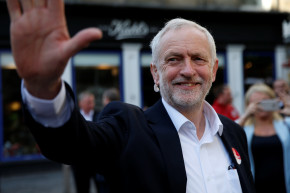 How Jeremy Corbyn Is Winning The Social Media Race
