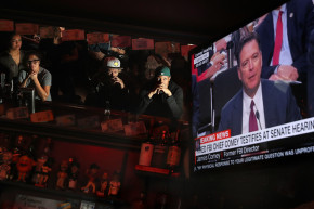 Everything In James Comey's Testimony Making America Want A Day Drink
