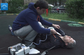 This Drone Carries A Defibrillator To Russian Patients