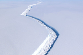 An Iceberg The Size of Delaware Just Broke In Antarctica