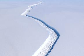 An Iceberg The Size of Delaware Just Broke In Antarctica