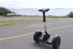 Do You Want To Hack A Segway?