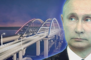 Does Putin's $4 Billion 'Super Bridge' Into Europe Violate Law?