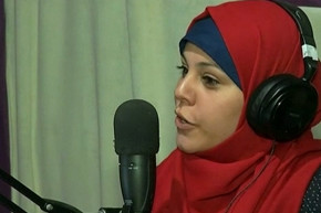 Gaza's First All-Female Radio Station Calls For Equality